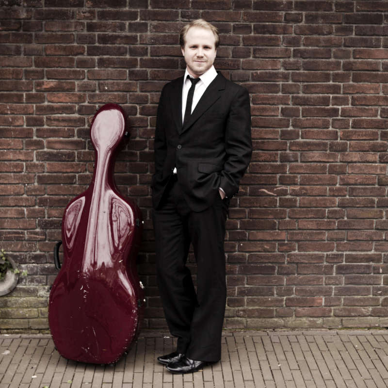 Willem Stan, cellist