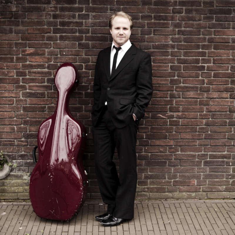 Willem Stan, cellist